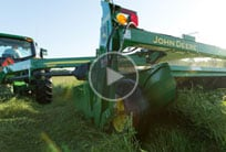 Video on 600 and 800 series mower conditioners