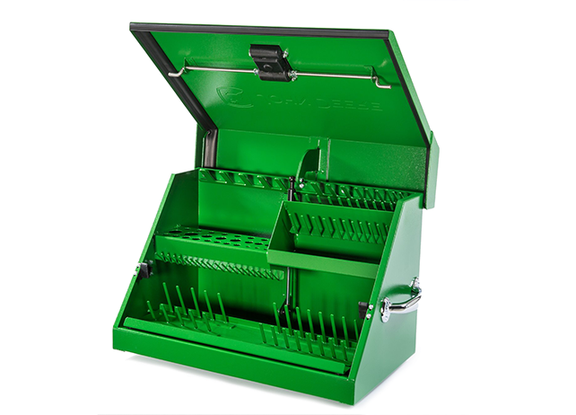 AC-2313TB-G 23-inch Triangle Truckbox Green