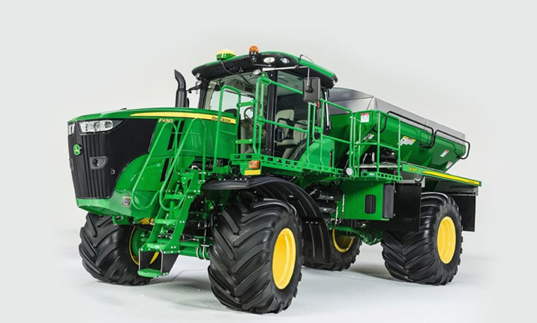 Introducing the all-new F4365 High Capacity Nutrient Applicator