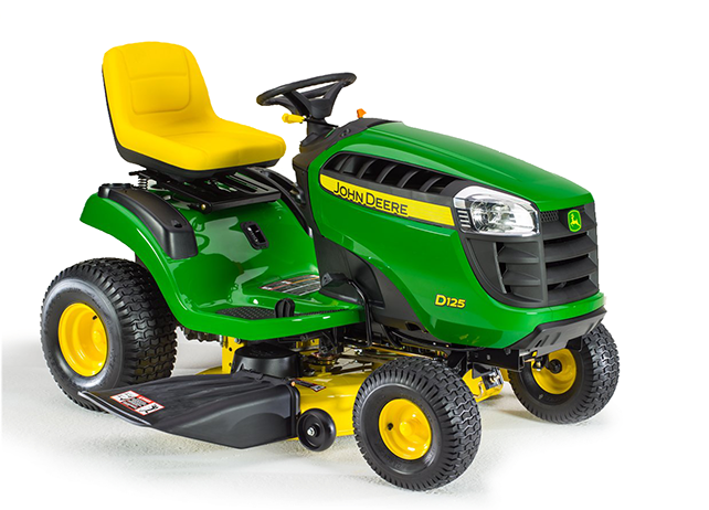 D125 Lawn Tractor