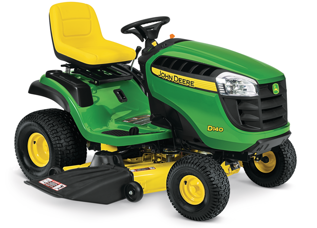 D140 Lawn Tractor