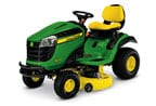 View $200 offer for S240 Sport Lawn Tractor