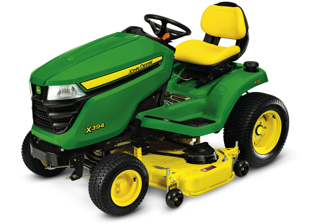 X394 Tractor with 48-inch Deck