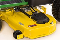 Close-up image of Accel Deep™ Mower Deck