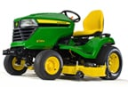 Follow link to the X584 Multi-Terrain Tractor, Less Mower Deck product page.
