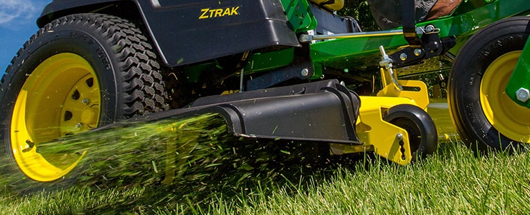 Lawn Mower and Deck Compatibility