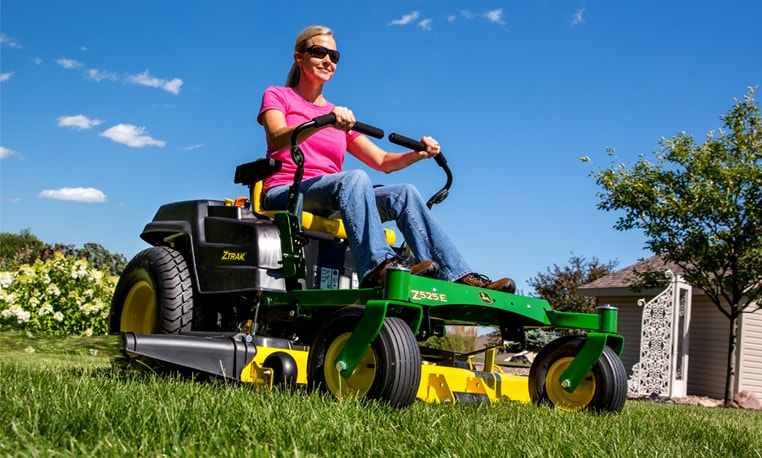 Riding Mowers Zero Turn Mowers John Deere Us