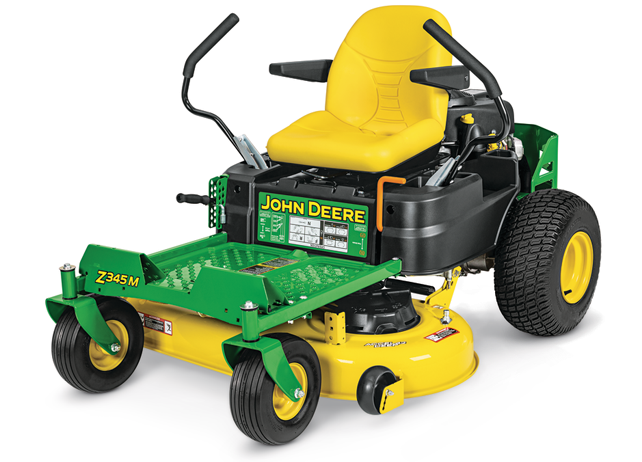 Residential Ztrak Mowers Z345m 42 In Deck John Deere Us