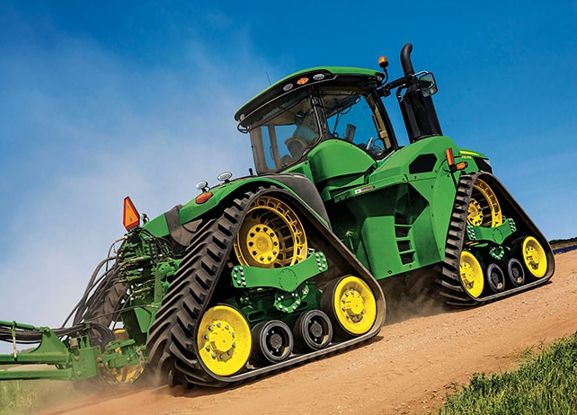 studio image of 9470RX tractor