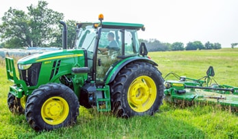 Follow link to 6E Utility Tractor Series page