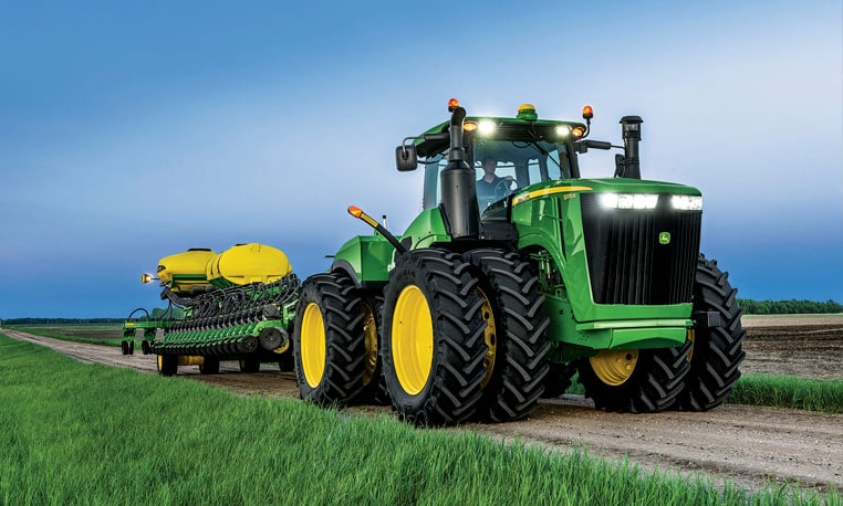 Four Engine Tractor : Wd and track tractors r rt rx series john deere us