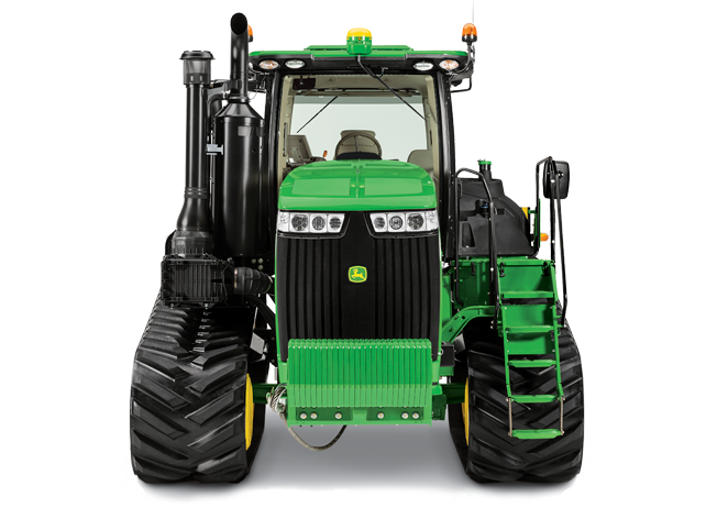 Tractor Front Track : Rt scraper special tractor four wheel drive tractors