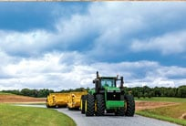 Follow the link to learn more about the 9R/9RT Series Scraper Special Tractors