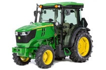 Image of a 5100n tractor.