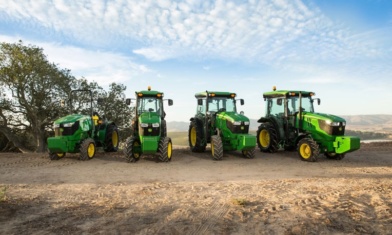5G Series Specialty Tractors