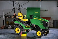 Watch Sub-Compact Utility Tractor maintenance videos