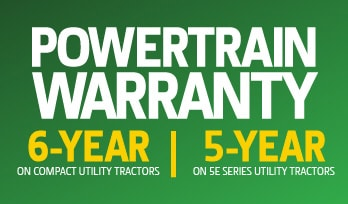 5 or 6 year warranty available