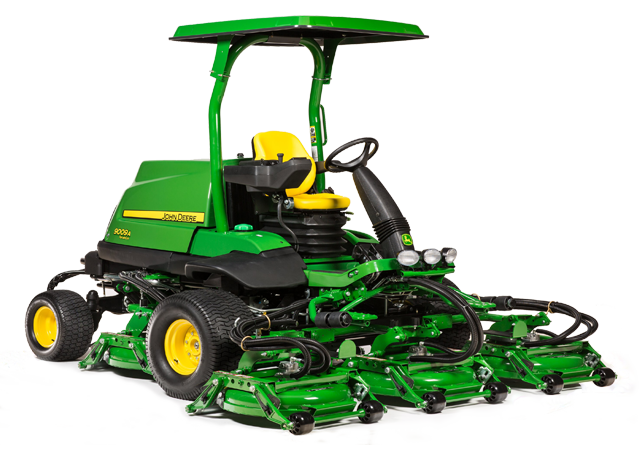9009A TerrainCut Rough Mower