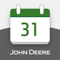 Screenshot of the John Deere App Center
