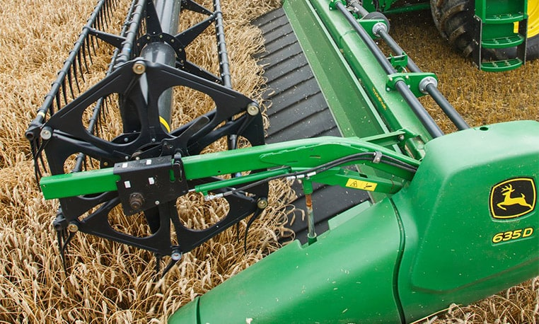600D – The future of small grain cutting technology