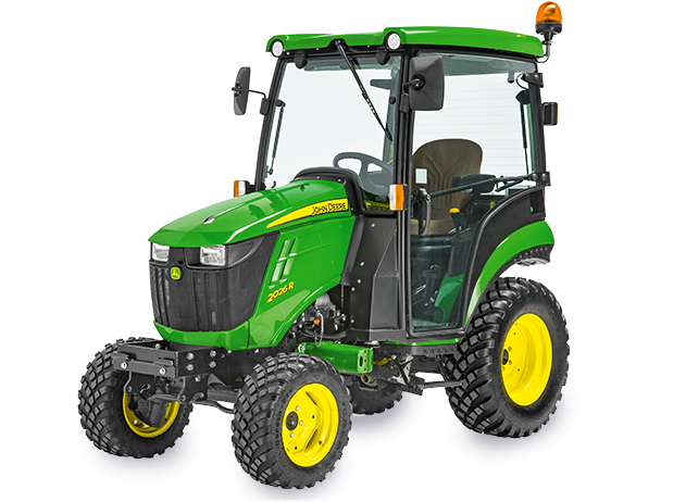 2026R Compact Utility Tractor