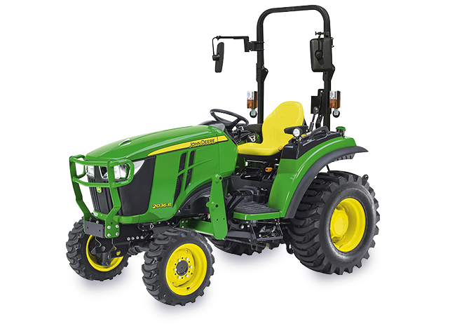 2036R Compact Utility Tractor
