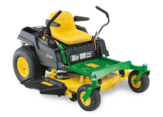 Z525E Zero Turn Mowers