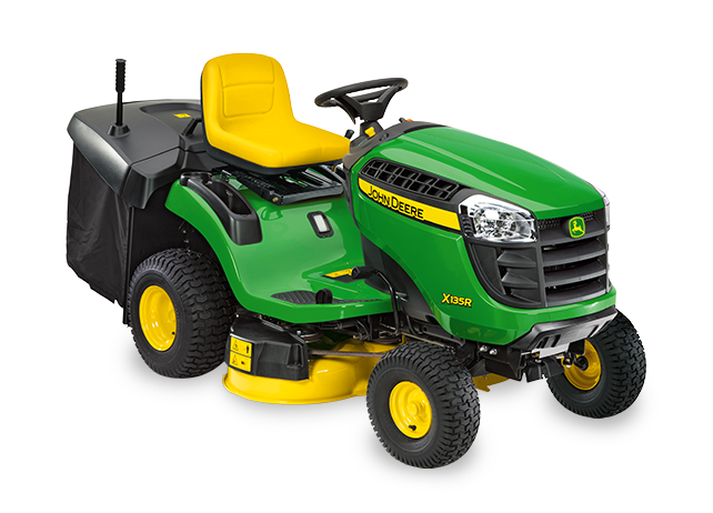 x135r riding lawn equipment john deere int