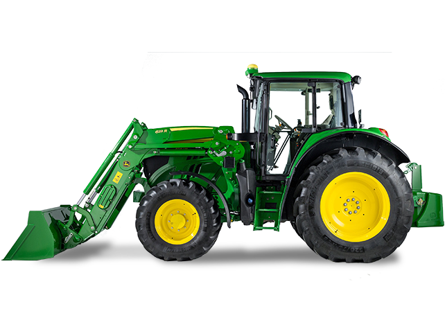 6120M 6M Series Tractor