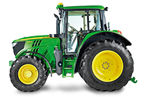 6m series tractors john deere int. Black Bedroom Furniture Sets. Home Design Ideas