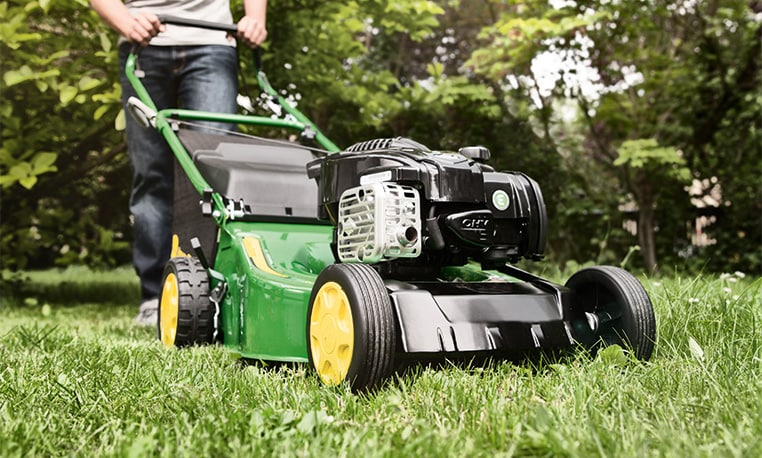 John Deere Petrol Mowers RUN Series