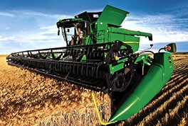 U.S. and Canadian custom harvesters and farmers work long hours to harvest wheat to produce safe, nutritious food for people around the world.