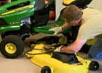 Removing and Attaching Your Mower Deck Video