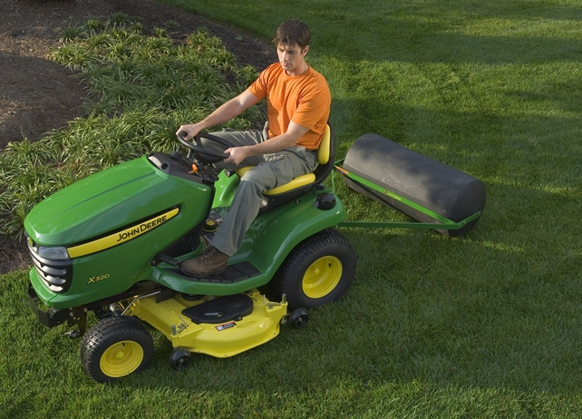 Lawn Roller Parts : John deere inch lawn roller yard care riding
