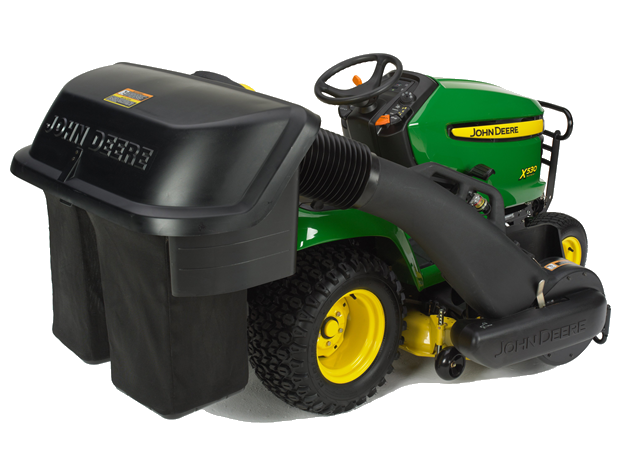 John Deere 6 5 Bu Power Flow Rear Bagger Yard Amp Lawn Care