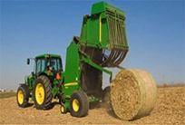 All-New 8 Series Round Balers
