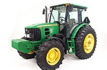 6110D Utility Tractor