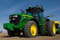 Tractor 7930 - 220 hp