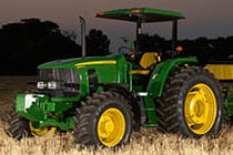 Tractor 6110D - 90 hp